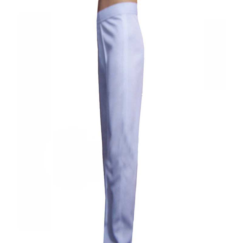 Mens wholesale spot can be customized adult Latin dance GB modern dance pants pants factory direct white K006