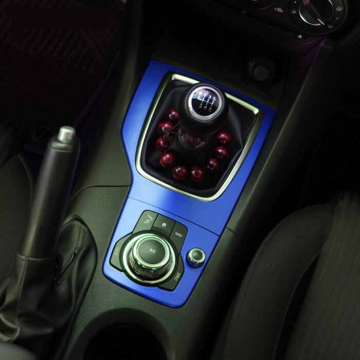 Mazda Axela Üçün Yeni Avtomobil Daxili Mərkəzi Konsol Rəng - Avtomobil daxili aksesuarları - Fotoqrafiya 4