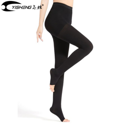 a5801fef41d Findcool Medical Compression Stockings Open Toe Varicose Veins Pantyhose  Compression Pants for Women