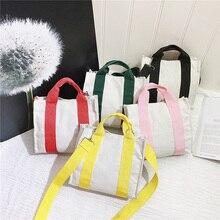 Canvas Bags Fashion Womens Female Handbags Ladies Shoulder High Quality