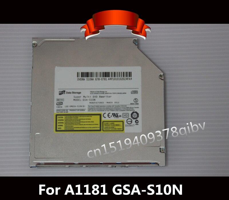 Lecteur de graveur de CD DVD Superdrive pour Macbook Pro A1181 regraveur DVD Multi Sata DVDRW GSA-S10N