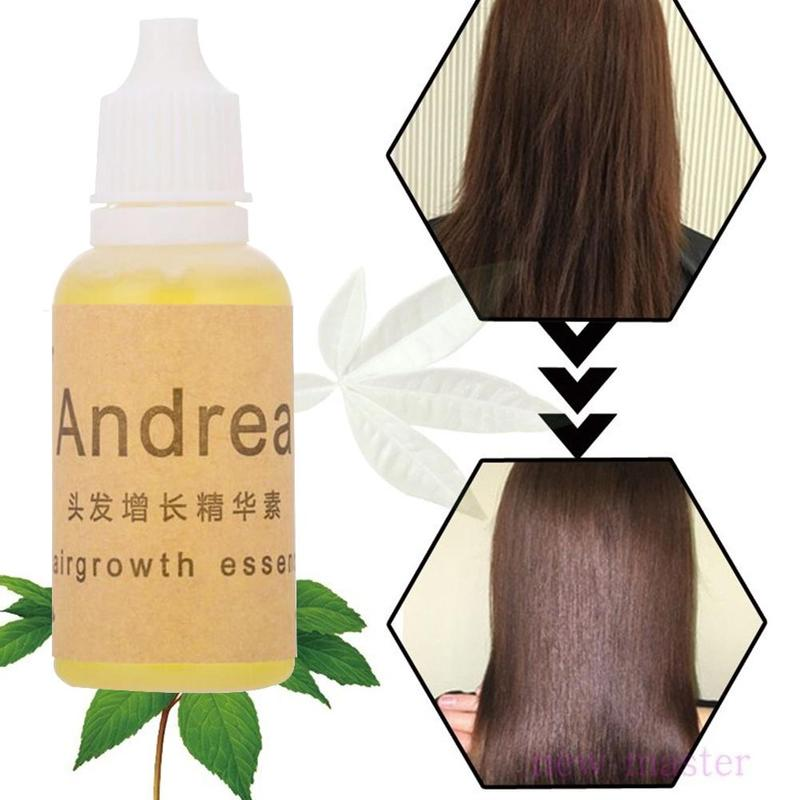 20ml Andrea Hair Growth Oil Essence Thickener for Hair Growth Serum Hair Loss Product 100% Natural Plant Extract Liquid Oil 2