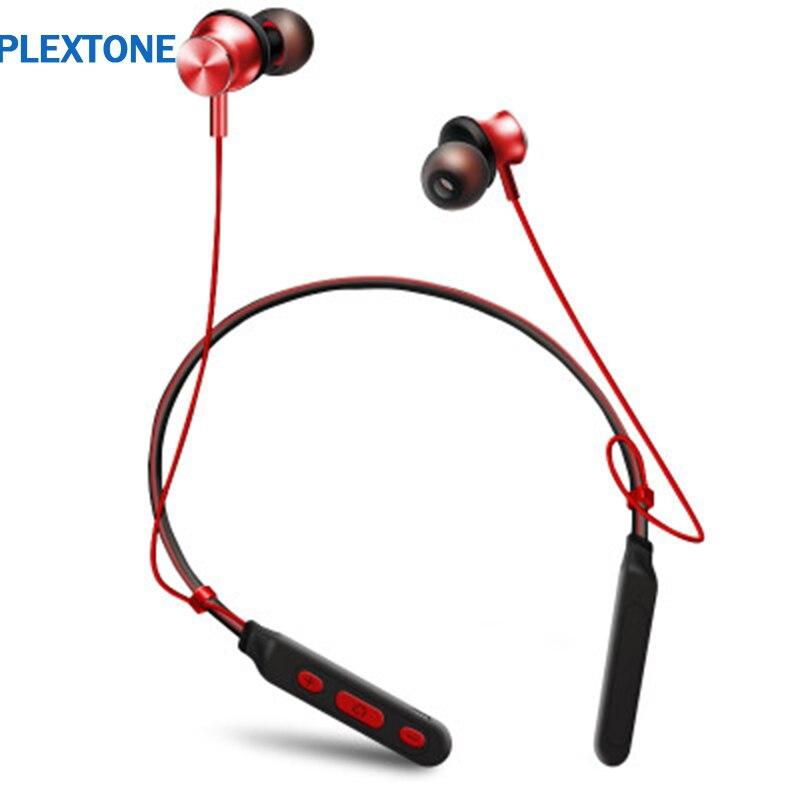 Étanche Magnétique Intra-auriculaires Casque Stéréo Bluetooth 4.1 Sans Fil Casque Sport Neckband Casque Avec Microphone Casque