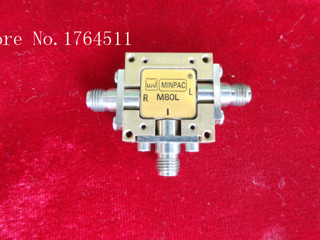 [BELLA] M/A-COM/WJ M80L RF/LO:6-18 GHz SMA RF RF Coaxial High Frequency Mixer