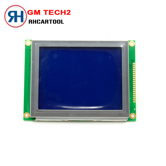 High Quality for G-M TECH2 LED screen Free Shipping for G M TECH 2 Diagnostic Tool Vetronix Screen for G M TECH2