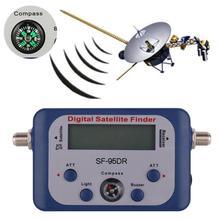 Digital Display Satellite Finder Satellite Signal Meter Compass TV Dish FTA LNB Satellite finder localizador for receiver