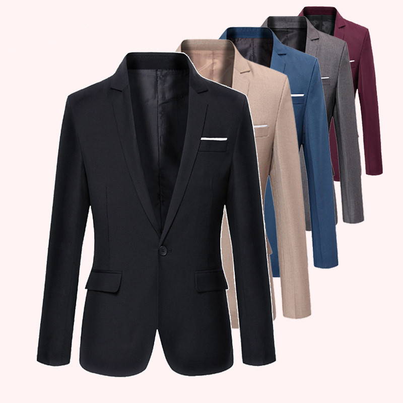 Compare Prices on Cheap Casual Blazers for Men- Online Shopping ...