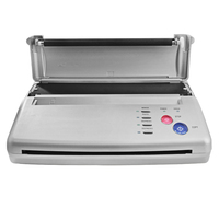 Термопереводная машина светодиодный цифровой копировальный аппарат трафарет принтер машина для рисования татуировки боди арт с переводом
