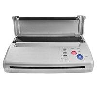Thermal Transfer Machine LED Digital Copier Stencil Printer Drawing Machine Tattoo Body Art with Transfer Paper Tattoo Supply