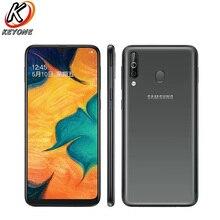"""Мобильный телефон samsung Galaxy A40s A3050 4G LTE 6,"""" 6 ГБ ОЗУ 64 Гб ПЗУ Exynos 7904 Восьмиядерный Android 5000 мАч две sim-карты"""