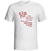 Not TV And Beer Make Homer Go Crazy T-shirt Simps Cartoon Design Print Brand T Shirt Anime Creative Novelty Women Men Top