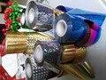100 Rolos de 120X4 cm Mix Cor Da Folha De Transferência Da Arte Do Prego do Projeto da Estrela adesivo Decalque Para O Universo Unha Polonês Cuidados DIY Frete Grátis arte