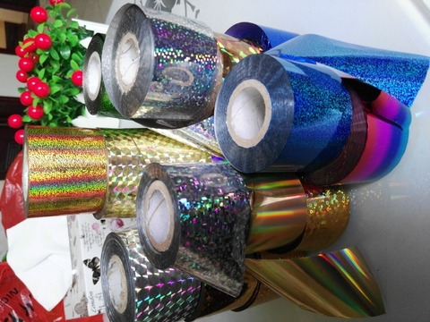 100 rolos 120x4cm mix cor folha de transferencia arte do prego estrela design adesivo decalque