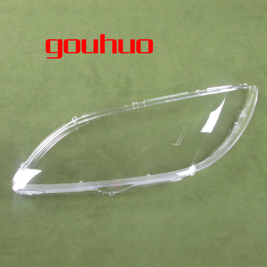 Фар shell абажур фары крышка лампы фары стекло shell для Mazda 3 M3 (седан) 06-12 2 шт.