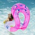 Chaleco Salvavidas Para Niños Niños Adultos Inflable de doble balón Azul/Rosa Natación Círculo de Aprendizaje Auxilios Cuello Flotante anillo