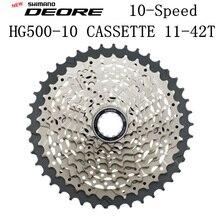 SHIMANO DEORE M6000 CS HG500 10 Mountain Bike flywheel MTB HG500 10 CASSETTE SPROCKET 11 42T 11 36T 11 34T 10 Speed HG50 10