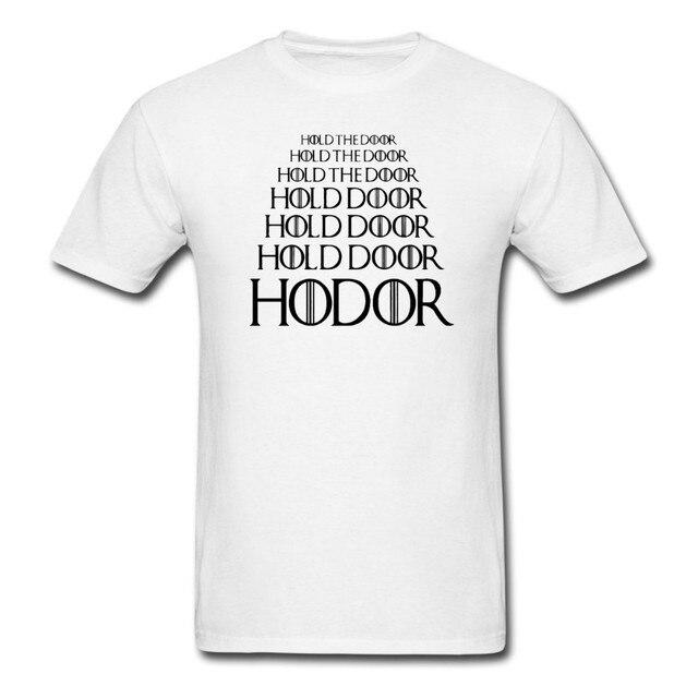 HODOR, Hold the Door T-shirt