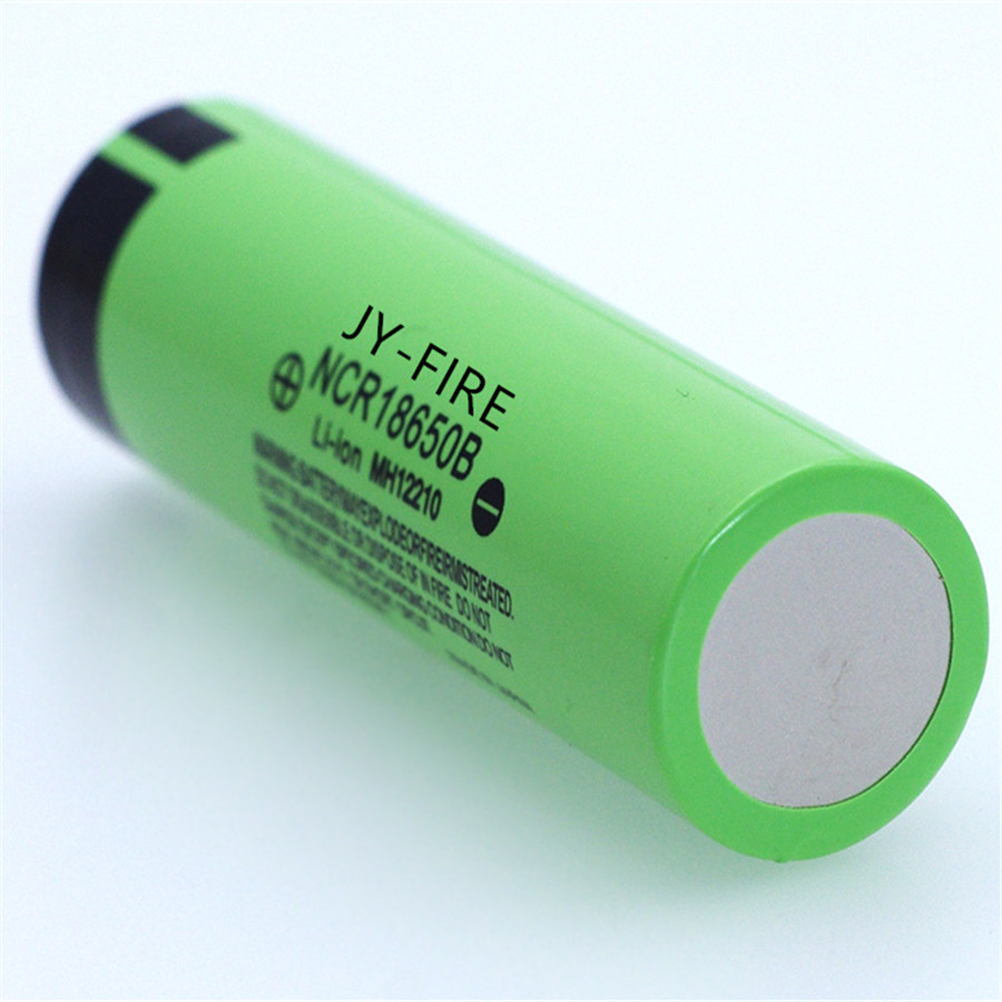 10PCS A LOT  3.7V 18650 Battery Lithium Battery 3400 mah 18650 Lithium Rechargeable Battery For Flashlight batteries
