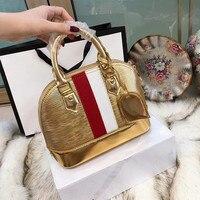 Сумки для женщин 2018 оригинальные роскошные дамы сумочку классический shoppe воды пульсация высокого качества bolsa разнообразные цвета сумка