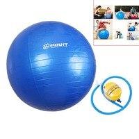 Yoga Ball Physical Fitness ball for fitness Appliance Exercise balance Ball home trainer balance pods GYM YoGa Pilates 65cm