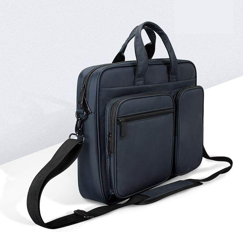 New 13 14 15.4 15.6 Waterproof  Laptop Case Sleeve For Macbook Air Pro 13.3 Inch, Notebook Handbag Bag ,computer Shoulder Bag
