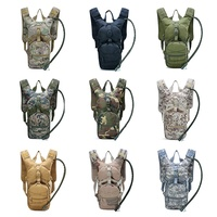 Tactical Hydration 3L Backpack Molle Military Outdoor Camping Hiking Camelback Nylon Camel Water Bladder Bags Bag For Cycling