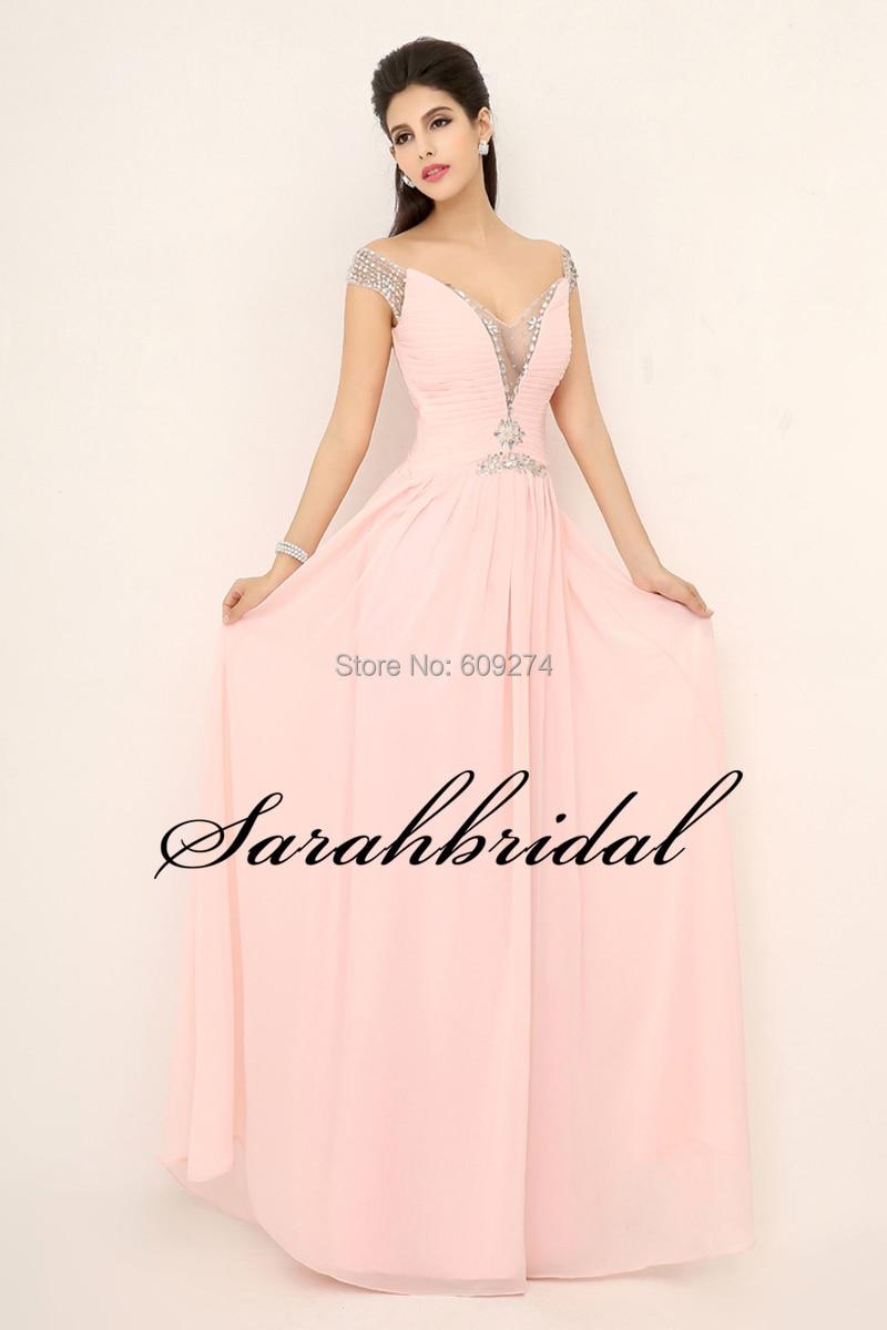 Asombroso Vestidos Largos De Color Rosa Para Prom Regalo - Ideas de ...