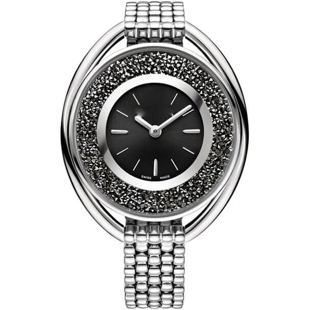 PBS de alta calidad 1:1 exquisita joyería Swa cristal cuarzo relojes Logo regalos preferidos paquete gratis fabricantes al por mayor - 5