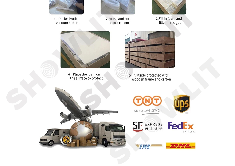 Package and shipment
