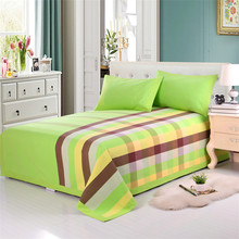 Klonca 3 PCs bed mat Cotton sheet old coarse cloth four-season