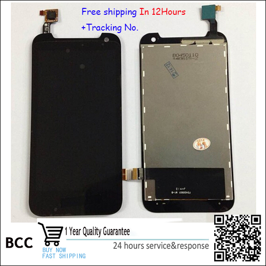 LCD screen display+touch digiziter For HTC desire 310 D310 D310W Dual SIM touchscreen Panel,100% tested Original+Track No