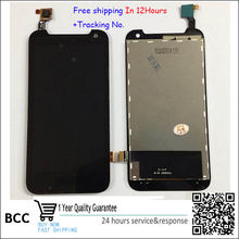 LCD screen display+touch screen digiziter For HTC desire 310 D310 D310W Dual SIM touchscreen Panel,100% tested Original+Track No