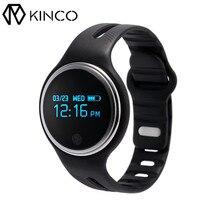 E07 Bluetooth 4.0 здоровья скорость Мониторы Смарт-часы IP67 Водонепроницаемый Спорт Смарт Браслет для IOS Android