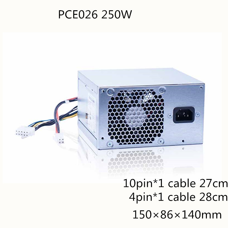250W Power Supply ATX PCE026 for Lenovo PC FSP250-30AGBAA HK350-12PP 250W PSU For M6600 M8600 M4200f M4900c M6600 T6900c M8600t250W Power Supply ATX PCE026 for Lenovo PC FSP250-30AGBAA HK350-12PP 250W PSU For M6600 M8600 M4200f M4900c M6600 T6900c M8600t