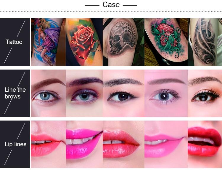 Fonte de alimentação p/ tatuagem