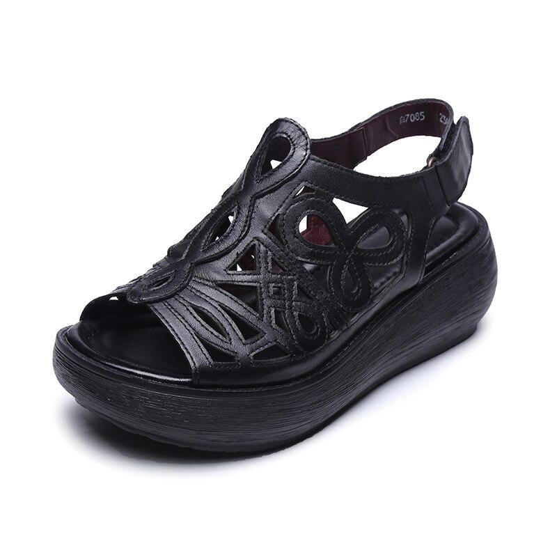 Ayakk.'ten Kadın Topuksuz Ayakkabı'de TIMETANG 2018 Ilkbahar Yaz Tarzı Hakiki Deri rahat ayakkabılar Kadın Flats Süper yumuşak Kadın Kalın alt Nefes kadın Ayakkabı'da  Grup 2