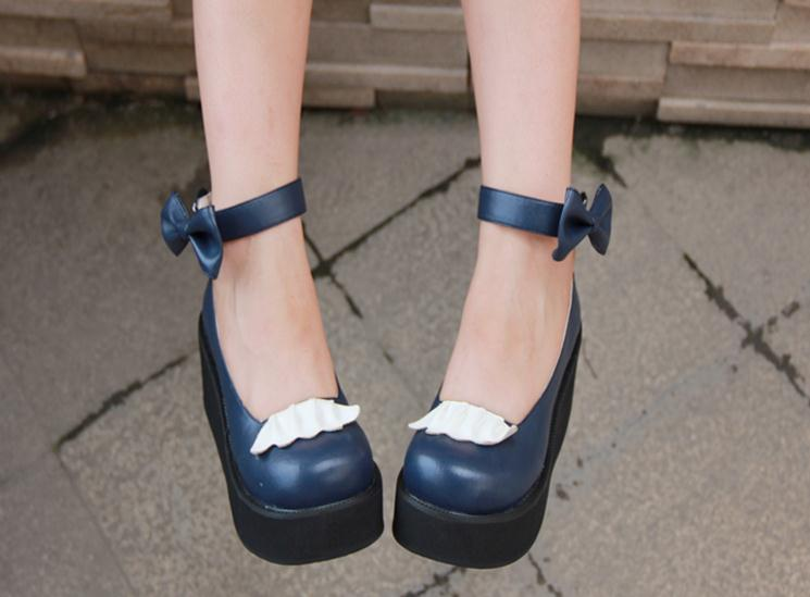 2017 hot style lighter bowknot buckles breathable sponge bottom wear non-slip comfortable leisure female high-heeled shoes блузка radeks блузы с длинным рукавом
