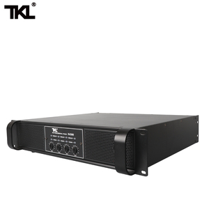 Image 4 - TKL 4 Channel Amplifier 300W X4 Conference Amplifier Audio Professional Power Amplifier Switching Power Supply HIFI