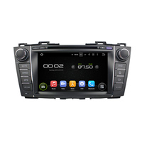 8 Octa Core Android 6 0 Car DVD Player For Mazada 5 Premacy 2009 2012 Car