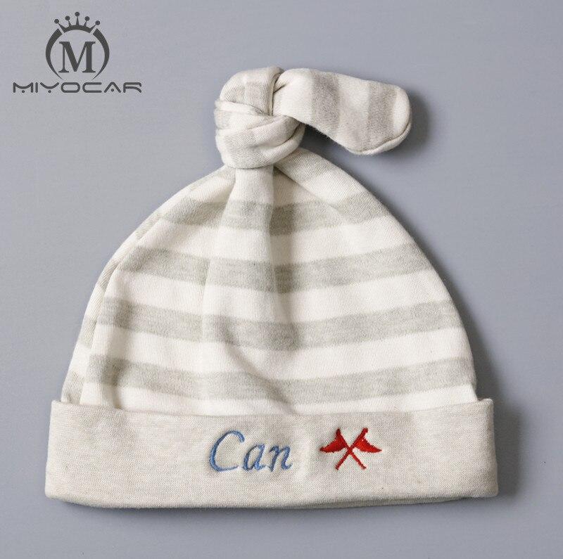 Miyocar персонализированные любое имя красочные детские хлопка Hat нагрудником набор Baby Shower подарок на день рождения
