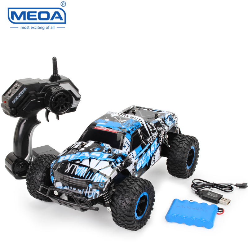 1:16 Toy RC Car Off Road Rock Crawlers Beast 2.4G 25km/h RC Racing Car Model Vehicle Electronic Hobby Toys For Children Gift exrizu ms 136bt portable wireless bluetooth speakers 15w outdoor led light speaker subwoofer super bass music boombox tf radio