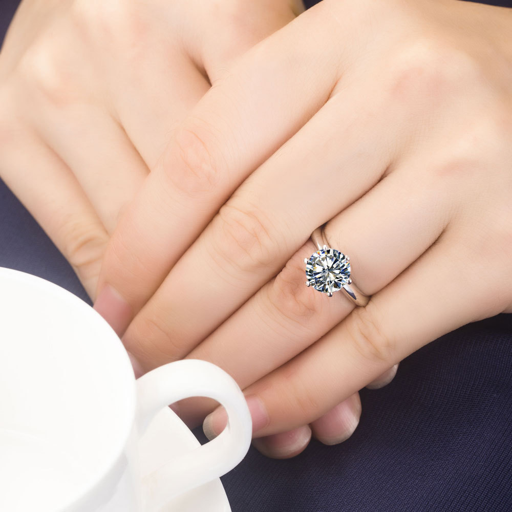 with this ring how much should an engagement ring cost - How Much Should A Wedding Ring Cost