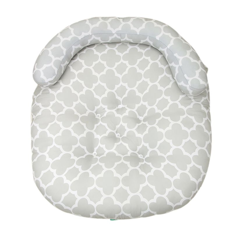 Portableborn Baby Sleep Mattresses Positioner Infant Body Support Crib Bumper Nursing Pillow Anti Roll Sleeping Cushion