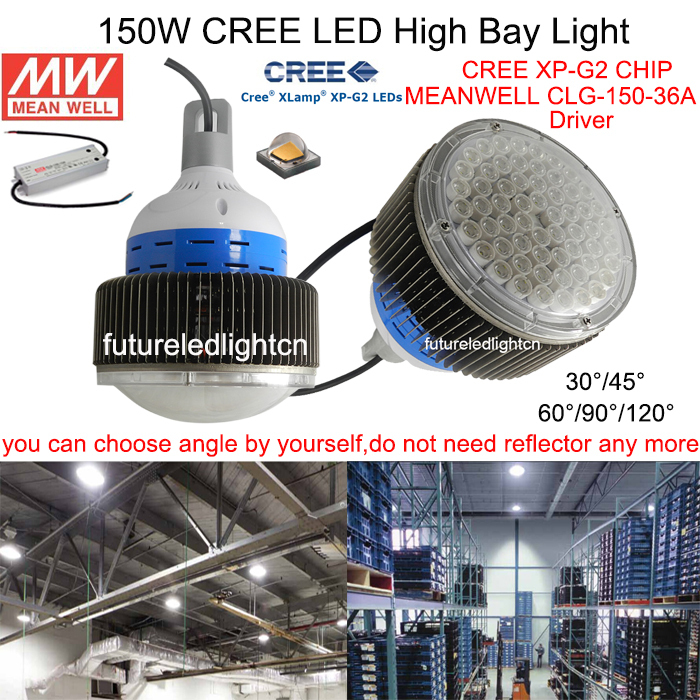 Led High Bay Light Meaning: 3pcs/lot 150W CREE LED High Bay Light 150W LED Bulbs