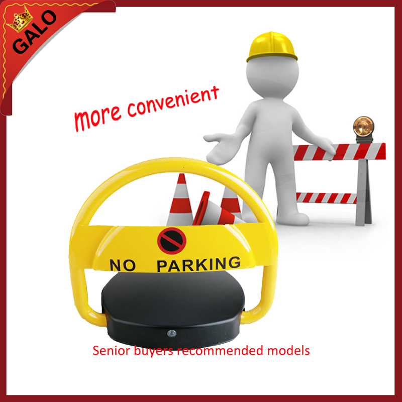 GALO Parking Space Protector/Remote control parking lock/Parking space saver car parking lock reserved parking lock for cars parking parking space blockers