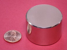 NdFeB Disc Magnet 1 1/2 dia.x1 thick Neodymium Permanent Magnets Grade N42 NiCuNi Plated Axially Magnetized ems SHIPPED 1 pack dia 4x3 mm jewery magnet ndfeb disc magnet neodymium permanent magnets grade n35 nicuni plated axially magnetized