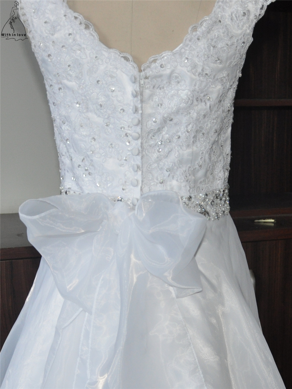 Enchanting Custom Hangers For Wedding Dress Model - All Wedding ...