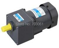 60 Вт Micro AC индукционный редукторный двигатель AC редукторы двигатели обустройство дома электрическое оборудование Поставки аксессуары двиг