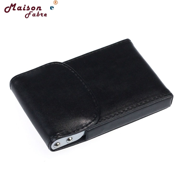Maison Fabre Jasmine Fashion Business Name ID Credit Card Mini Box Pocket Wallet Case Holder 0310 drop shipping