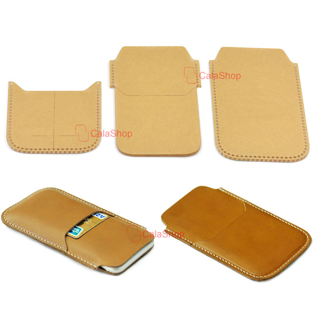 1 pcs lot acrylic wallet leather template model handwork leather craft pattern tools accessory purse
